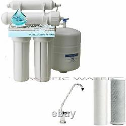 Pacific HOME RESIDENTIAL REVERSE OSMOSIS DRINKING WATER FILTER SYSTEM 75 GPD USA