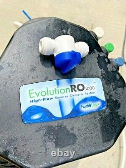 Pentair / HydroLogic Evolution RO 1000 Reverse Osmosis System Water Filtration