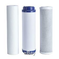 Pure Water Machine 5 Stage Reverse Osmosis RO Water Filter System With Pump