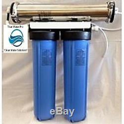 RO Reverse Osmosis Water Filter System 1000 GPD HF5-4021 Membrane HI FLOW