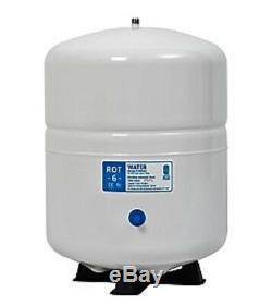 RO Reverse Osmosis Water Filter System Permeate Pump ERP 1000 ROT-6 G Tank