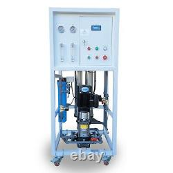 Reverse Osmosis 6000 GPD Commercial RO Filtration Hydroponic Water Filter System