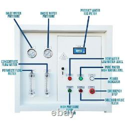 Reverse Osmosis 8000 GPD Commercial RO Filtration Hydroponic Water Filter System