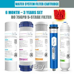 Reverse Osmosis Carbon Water Filter Cartridge Replacement For 5 6 7 Stage System