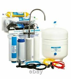 Reverse Osmosis System Waterlovers Ro6 Pro 100 Gpd With Pump