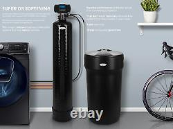 Reverse Osmosis System & Whole House Water Softener Package for 1-2 Bathrooms