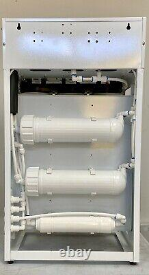 Reverse Osmosis Water Filtration System 1200 GPD Dual Booster Pumps
