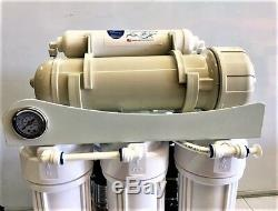Reverse Osmosis Water Filtration System 800 GPD-Direct Flow-Booster Pump 11.5-2