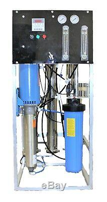 Reverse Osmosis Water System Commercial Industrial 12,000 GPD RO