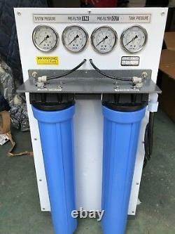 Ros/comp-ii-250 Compact II Reverse Osmosis System 275+ Gpd (120v/60hz)
