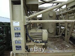 Seawater reverse osmosis systems 600 GPH or 2271 Liters per Hour DIESEL POWER