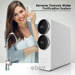 SimPure RO Reverse Osmosis Drinking Water Filtration System TDS Reduction 400GPD