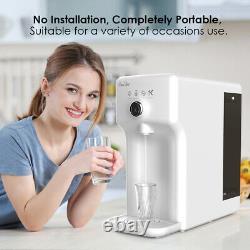 SimPure Reverse Osmosis Water Filtration System UV Sterilization Countertop US