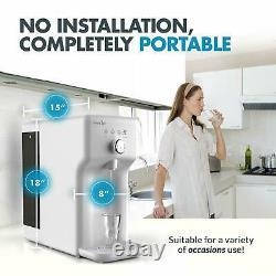 SimPure Y6 Reverse Osmosis Water Filtration System Countertop Y7 Water Dispenser