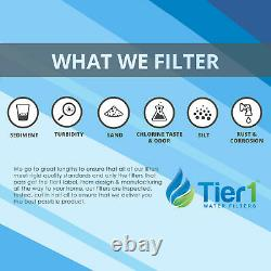 Tier1 5 Stage Under Sink Reverse Osmosis System Plus 9 Extra RO Filters