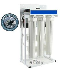 Titan Light Commercial RO Reverse Osmosis Water Filter System 600 GPD