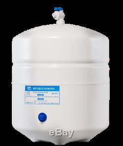 US Aqua Platinum Series 5 Stage 100GPD Reverse Osmosis System Water Filtration