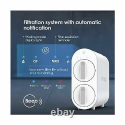 Waterdrop G2 RO Reverse Osmosis Water Filtration System Tankless 400 GPD White