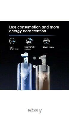 Waterdrop G2 RO Reverse Osmosis Water Filtration System, WD-G2-W, NEW OPEN BOX