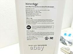 Waterdrop RO Reverse Osmosis Water Filtration System, NSF Certified. WD-G3-W