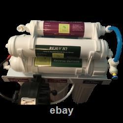 100 Gpd 10 Stade Alkaline Reverse Osmosis System/hydrogen Water Generator