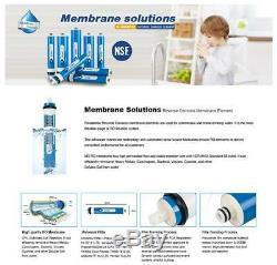 10pcs De Ro Membrane De Rechange Standard Fit Undersink Osmose Inverse Système