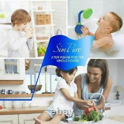 3 Logement De 20 Pouces D'étape Pour Sous Évier Système De Filtration D'eau D'osmose Inverse-4