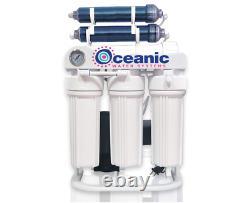 400 Gpd Commercial Aquarium Rodi Reverse Osmosis Water Filter System Dual DI Ro