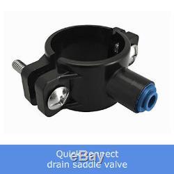 400 Gpd (ro) Système D'osmose Inverse Pumped Et Stand Étage
