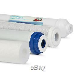 40 Pack De Universal Compatible Filtres De Remplacement Système D'osmose Inverse