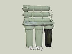 450gpd Systeme D'osmose Revise Pole Window Cleaning / Aquarium Discus Marine Ro