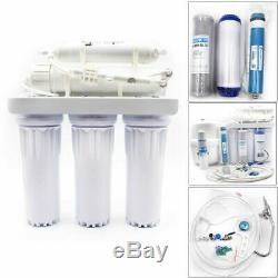 5 Etape Potable Système D'osmose Inverse Plus Supplémentaire 7 Express Filtres À Eau Kit
