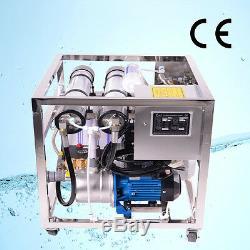 5 Étapes Inverse Système Osmose Pour Bateaux Dessalement D'eau De Mer 500lpd