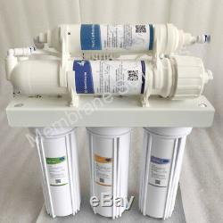 5 Étapes Ro Système Commercial 75 Gpd Eau Du Robinet / Eau De Puits Potable Faisant La Glace + Filtre