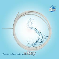 5 Stade Osmose Inverse Réseau D'eau Potable Ro Accueil Purificateur + Tous Filters Partie