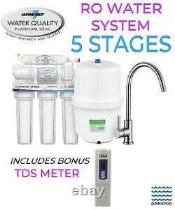 5 Stage Home Drinking Reverse Osmosis System 15 Total Drinkpod Ro Filtres À Eau
