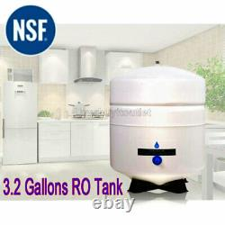 5 Stage Home Drinking Reverse Osmosis System Coconut Shell Filtre Carbone