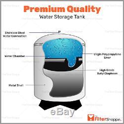 6 Etape Eau Potable Par Osmose Inverse Système De Filtration À Ph Alcalin 75 Gpd