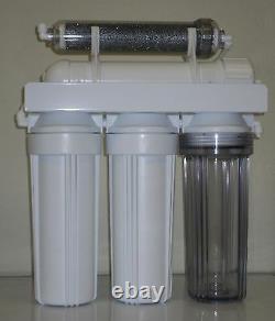 75 Gpd Rodi Aquarium Osmose Inverse Système De Filtre À 5 Étages Ro Made Aux USA