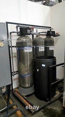 8gpm Ro Reverse Osmose Système De Purification De L'eau Avec Uv