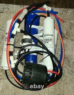 Accueil Système Maître De Filtration D'eau