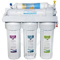 Afw Filtres 6 Étapes Uv Zoi Gamma Pure Osmose Inverse Réseau D'eau Potable