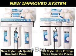 Alimentation En Eau Potable Par Osmose Inverse Du Système De Distribution D'eau Potable Par Osmose Inverse En 5 Étapes Alimentation En Filtre 4yr