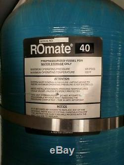 Amérique Du Réseau D'eau Claire R. O Filtre À Eau Commerciale, Osmose Inverse
