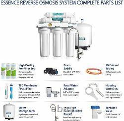 Apec Roes-50 Système De Filtres À Eau À 5 Étages Essence
