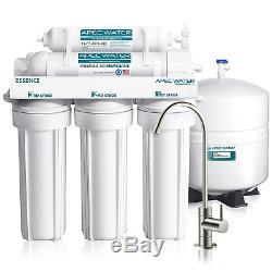 Apec Top Tier 5 Étapes Ultra Safe Potable Par Osmose Inverse Filtre À Eau Système