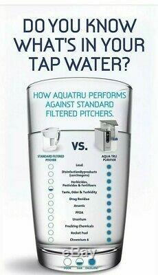 Aqua Tru De Filtration D'eau Système De Purification D'osmose Inverse Ultra