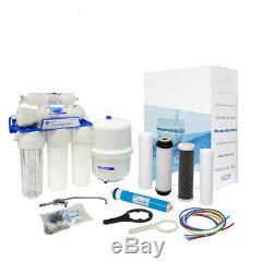 Aquafilter 5 De Marche Arrière Système Osmose Pour L'eau Potable