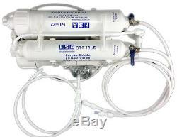 Aquarium + Alcaline Bars Combo Eau R / O Système De Filtre DI + Résine 1-70dialk