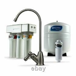 Aquasana Optimh2o Osmose Inverse Sous L'évier D'eau Système De Filtration Filtres 95